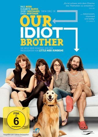 DVD »Our Idiot Brother«