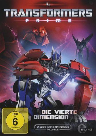 DVD »Transformers Prime, Folge 4 - Die vierte...«