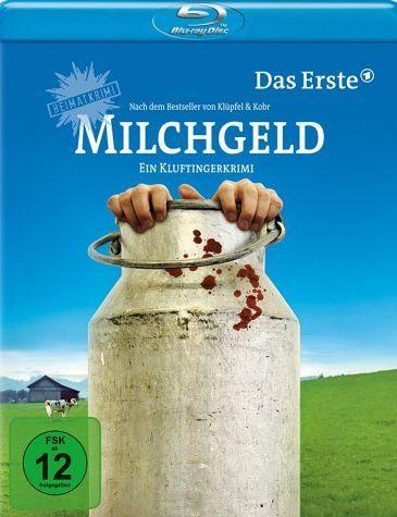 Blu-ray »Milchgeld. Ein Kluftingerkrimi«