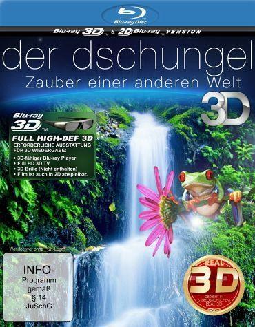 Blu-ray »Der Dschungel - Zauber einer anderen Welt...«