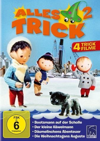 DVD »Alles Trick 02«