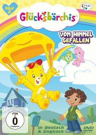 DVD »Glücksbärchis Teil 2 - Vom Himmel gefallen«