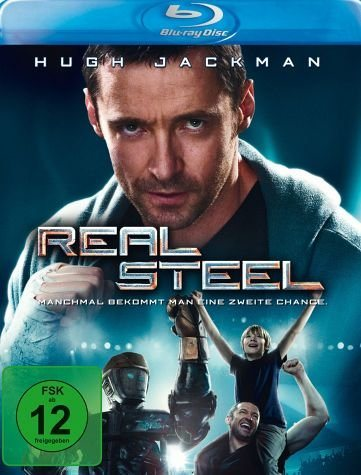 Blu-ray »Real Steel«