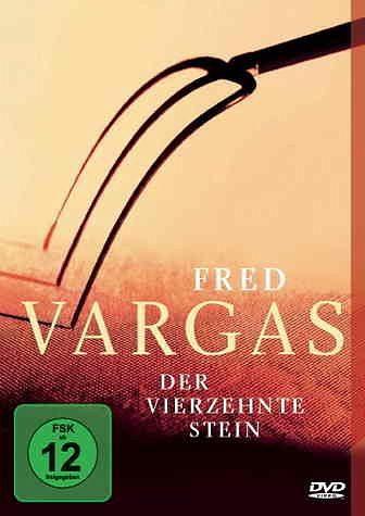 DVD »Fred Vargas: Der vierzehnte Stein«
