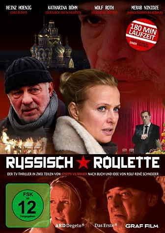 DVD »Russisch Roulette«