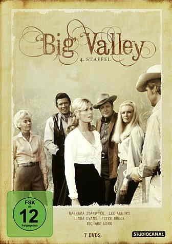 DVD »Big Valley - 4. Staffel (7 Discs)«