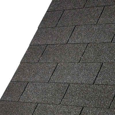 Karibu Dachschindeln, Rechteck, 3 m² pro Paket