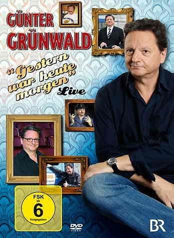 DVD »Günter Grünwald - Gestern war heute morgen«