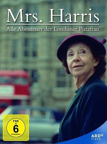 DVD »Mrs. Harris - Alle Abenteuer der Londoner...«
