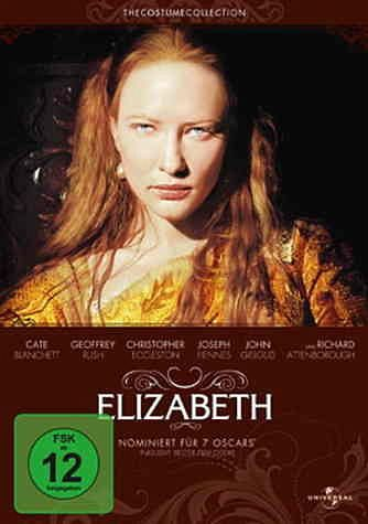 DVD »Elizabeth (The Costume Collection)«