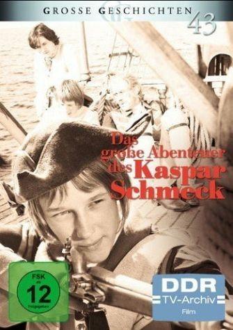 DVD »Das große Abenteuer des Kaspar Schmeck (2 Discs)«