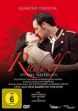 DVD »Rudolf - Affaire Mayerling - Live aus dem...«