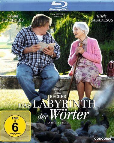 Blu-ray »Das Labyrinth der Wörter«