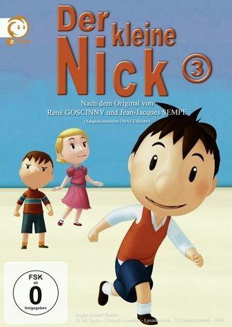 DVD »Der kleine Nick 3«