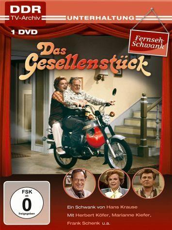 DVD »Das Gesellenstück«