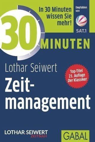 Broschiertes Buch »30 Minuten Zeitmanagement«