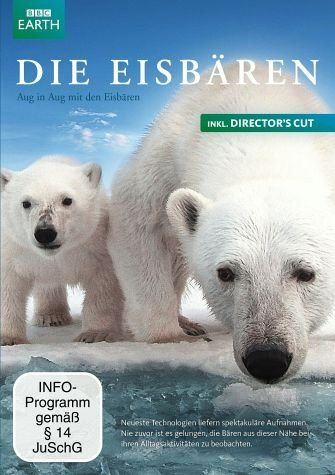 DVD »Die Eisbären - Aug in Aug mit den Eisbären«