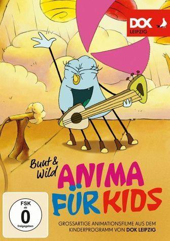 DVD »Anima für Kids«