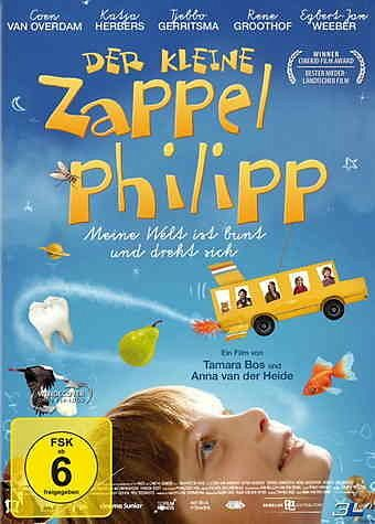 DVD »Der kleine Zappelphilipp«