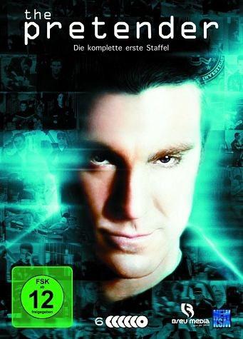 DVD »Pretender - Die komplette erste Staffel (6 Discs)«