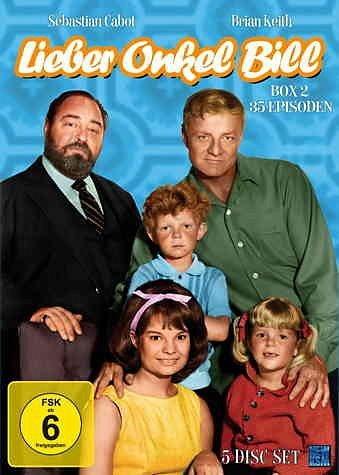 DVD »Lieber Onkel Bill - Box 2 (5 Discs)«