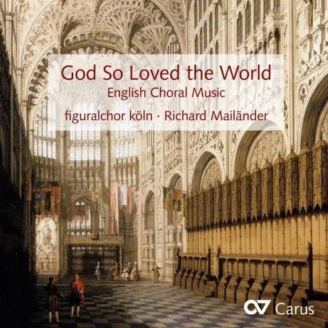 Audio CD »Figuralchor Köln/Kölner Dommusik/Limburger...«