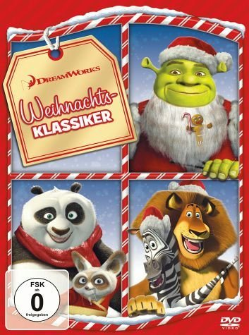 DVD »DreamWorks Weihnachts-Klassiker«