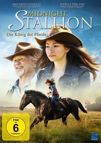 DVD »Midnight Stallion - Der König der Pferde«