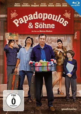 Blu-ray »Papadopoulos & Söhne«