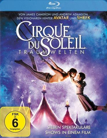 Blu-ray »Cirque du Soleil: Traumwelten«