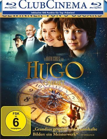 Blu-ray »Hugo Cabret«