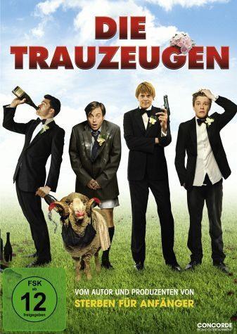 DVD »Die Trauzeugen«