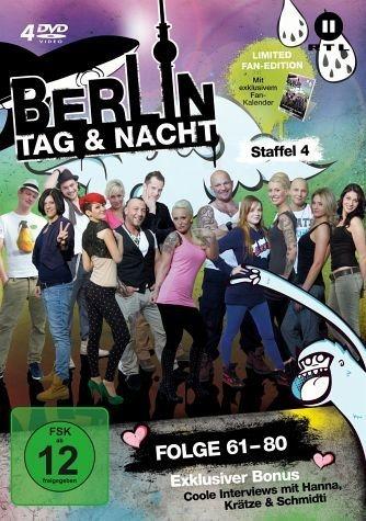 DVD »Berlin - Tag & Nacht - Staffel 04 (Folge...«