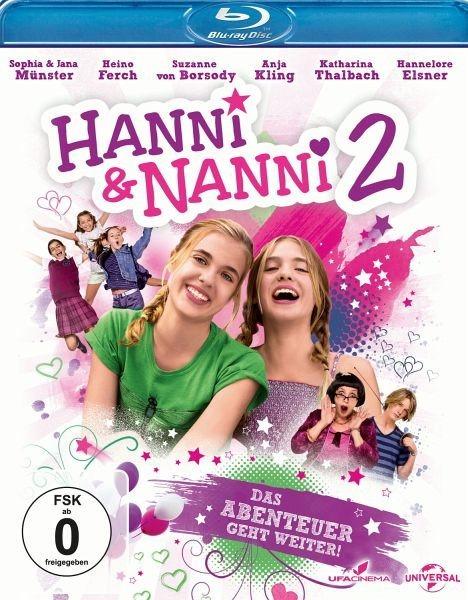 Blu-ray »Hanni & Nanni 2«