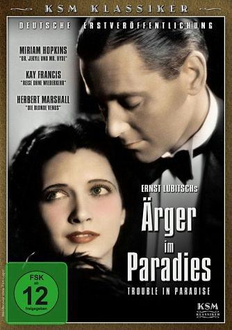 DVD »Ärger im Paradies«