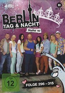 DVD »Berlin - Tag & Nacht - Staffel 16 (Folge...«