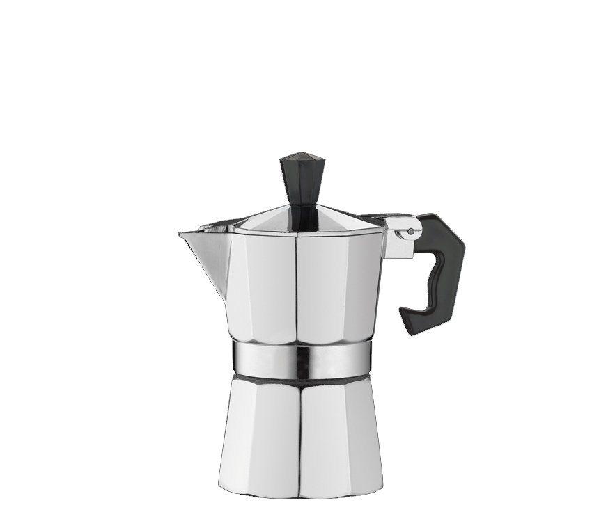 Cilio Espressokocher »Classico« in Aluminium