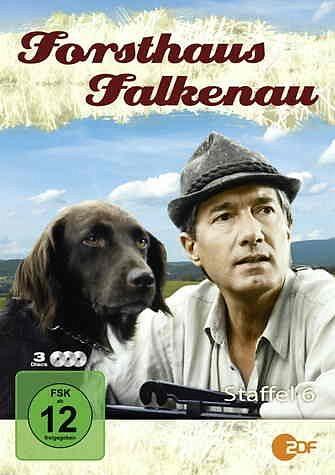 DVD »Forsthaus Falkenau - Staffel 06 (3 Discs)«
