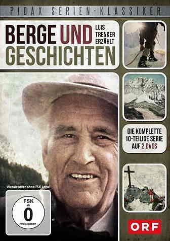 DVD »Luis Trenker erzählt: Berge und Geschichten (2...«