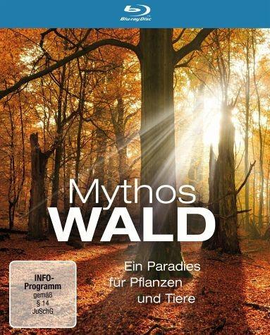 Blu-ray »Mythos Wald«