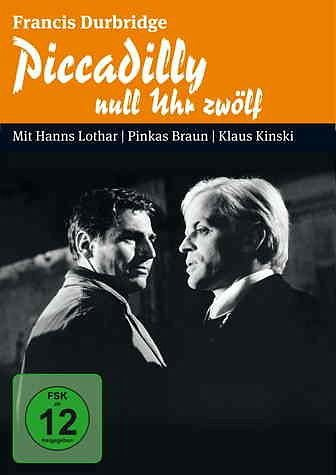 DVD »Piccadilly null Uhr 12«