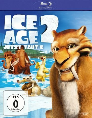 Blu-ray »Ice Age 2 - Jetzt taut's«