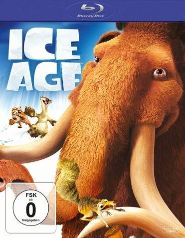 Blu-ray »Ice Age«