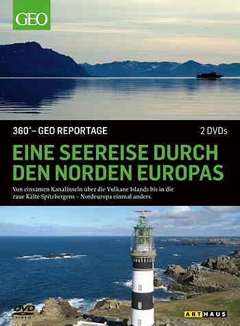 DVD »360° - GEO Reportage: Eine Seereise durch den...«