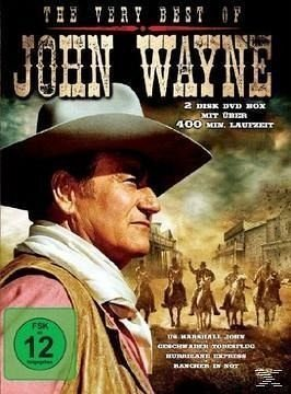 DVD »John Wayne - The Very Best Of - 2 Disc DVD«