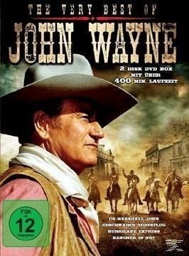 DVD »John Wayne - The Very Best Of - 2 Disc DVD«