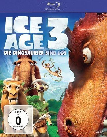 Blu-ray »Ice Age 3 - Die Dinosaurier sind los«
