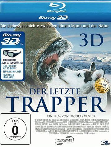 Blu-ray »Der letzte Trapper (Blu-ray 3D)«