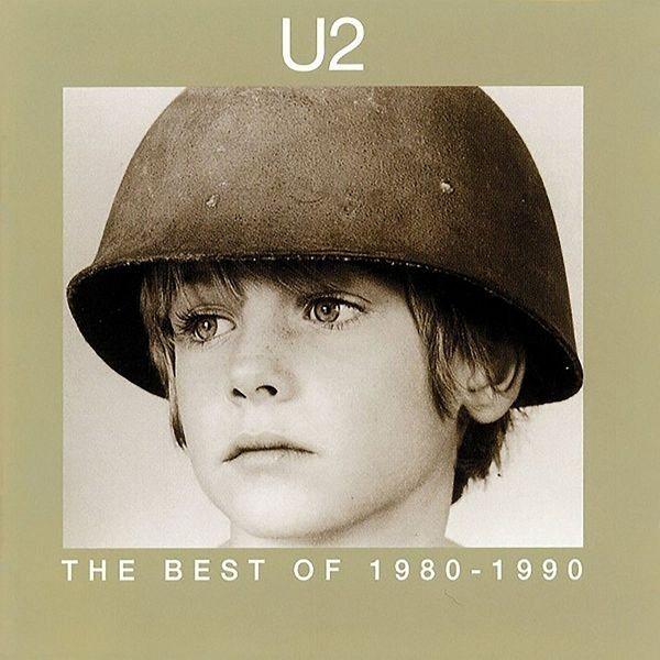 Audio CD »U2: The Best Of 1980-1990«