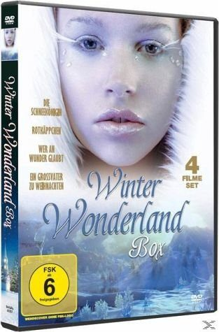 DVD »Winter Wonderland Box DVD-Box«